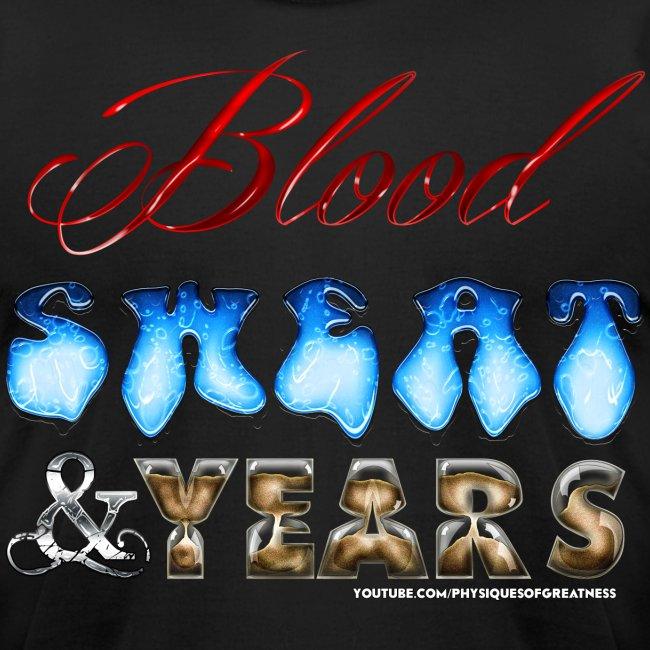 Blood Sweat & Years