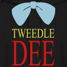 tweedle du Hoodies