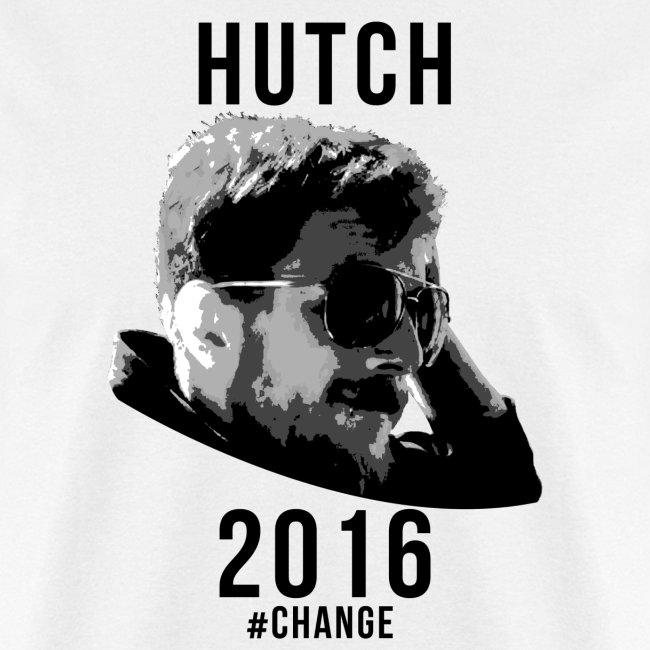 Hutch 2016 White Shirt