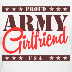 Army Girlfriend - Women's T-Shirt