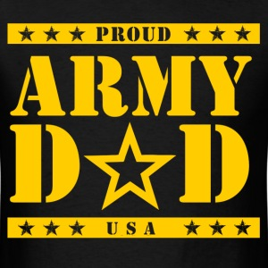 Army Dad - Men's T-Shirt