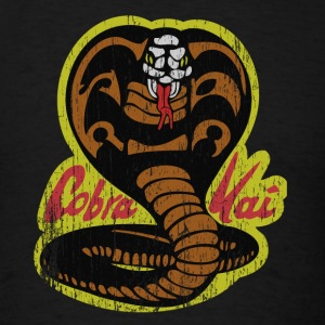 Cobra Kai - Distressed T-Shirts - Men's T-Shirt