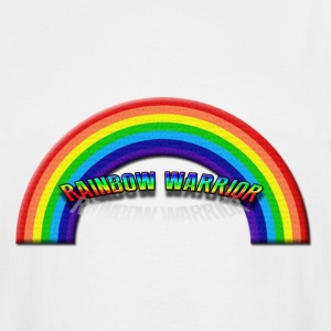 Rainbow Warrior T-Shirts - Men's Tall T-Shirt