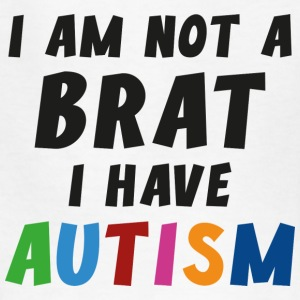 I Have Autism - Kids' T-Shirt