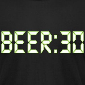 Beer 30 T-Shirts - Men's T-Shirt by American Apparel