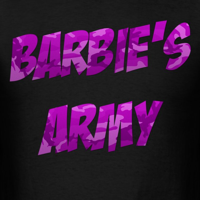 Barbie's Army