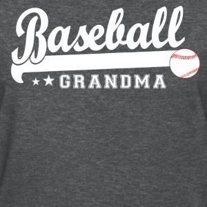 Baseball Grandma - Women's T-Shirt