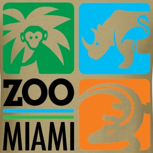 Miami Zoo - Men's T-Shirt