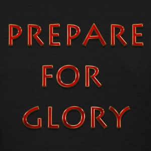 Prepare for glory - Spartan warrior - Women's T-Shirt