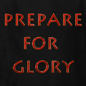 Prepare for glory - Spartan warrior - Kids' T-Shirt