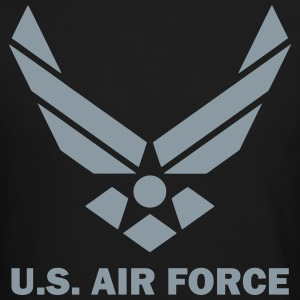 U.S. Air Force Long Sleeve Shirts - Crewneck Sweatshirt