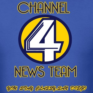 channel4newsteam T-Shirts - Men's T-Shirt