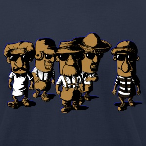 RESERVOIR SAUSAGES T-Shirts - Men's T-Shirt by American Apparel