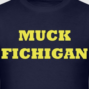 Muck FICHIGAN  - Men's T-Shirt