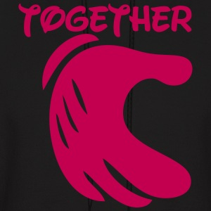 together Hoodies - Men's Hoodie