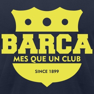 BARCA T-Shirts - Men's T-Shirt by American Apparel