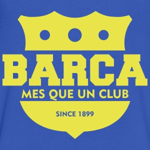 BARCA T-Shirts - Men's V-Neck T-Shirt by Canvas