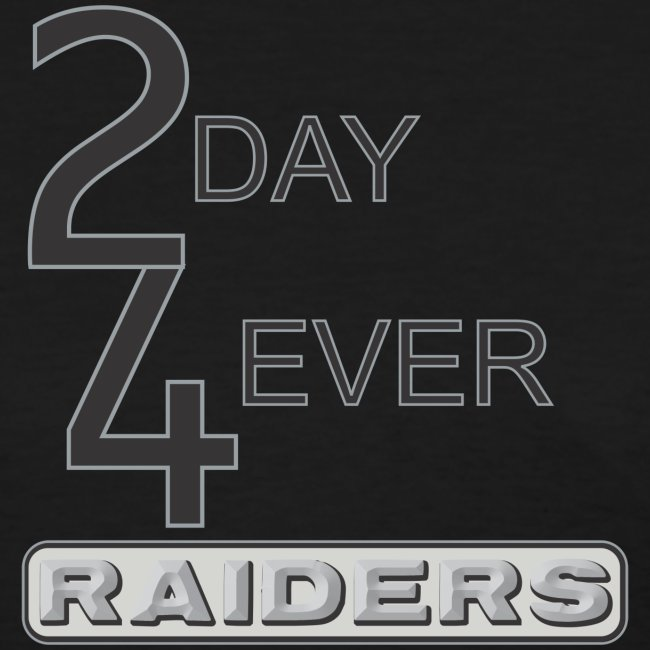 2day4ever raiders f