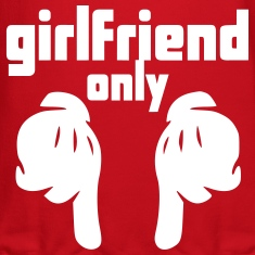 girlfriend only Long Sleeve Shirts