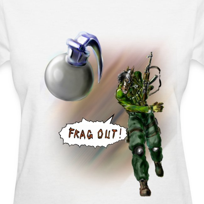 Frag Out!!!