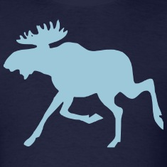 Moose 4 (Powder Blue)
