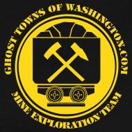 Design ~ Women's Professional Mine Explorer T-Shirt