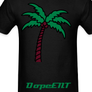 Design ~ DopeENT - palm t