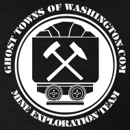 Design ~ Men's GTW Mine Exploration Team  T-Shirt