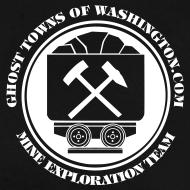 Design ~ Women's GTW Mine Exploration Team  T-Shirt