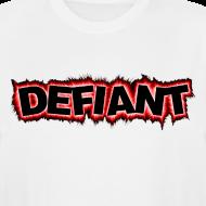 Design ~ Men's Defiant Tall T-Shirt