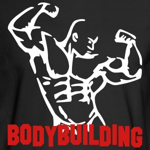 bodybuilding Long Sleeve Shirts - Men's Long Sleeve T-Shirt