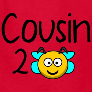 Cousin 2 Bee - Kids' T-Shirt