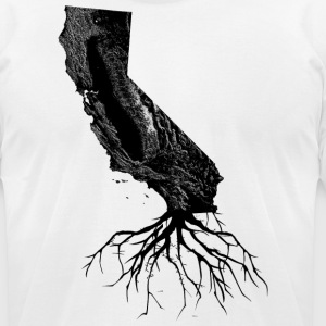 California Roots Shirt Diego T-Shirts - Men's T-Shirt by American Apparel