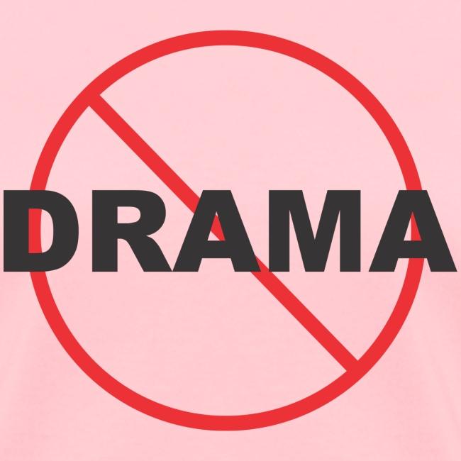 No drama f