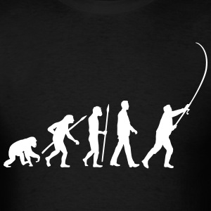 evolution_angler_042013_a_1c T-Shirts - Men's T-Shirt