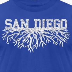 My San Diego Roots Shirt Diego T-Shirts