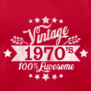 vintage 70s T-Shirts - Men's T-Shirt by American Apparel