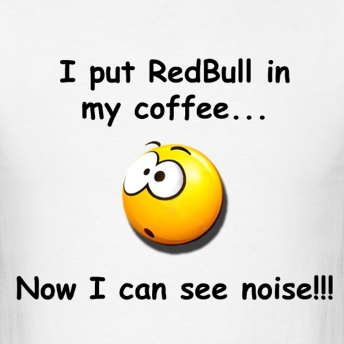I Can See Noise!!