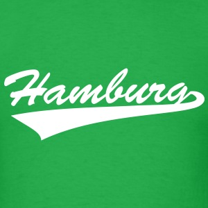Hamburg city Germany T-Shirts - Men's T-Shirt