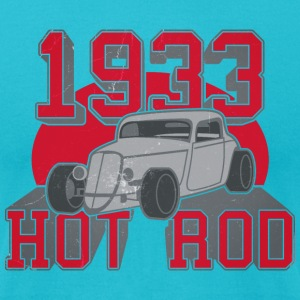 hot rod 1933 vintage-look T-Shirts - Men's T-Shirt by American Apparel