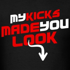 Made You Look Bred T-Shirts