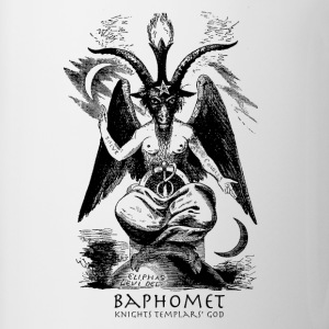 baphomet Bottles & Mugs - Coffee/Tea Mug