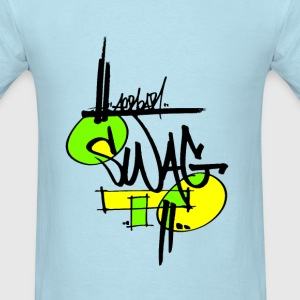 SWAG Yellow Green  T-Shirts - Men's T-Shirt