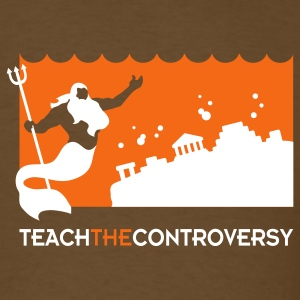 Atlantis (Teach the Controversy) T-Shirts - Men's T-Shirt