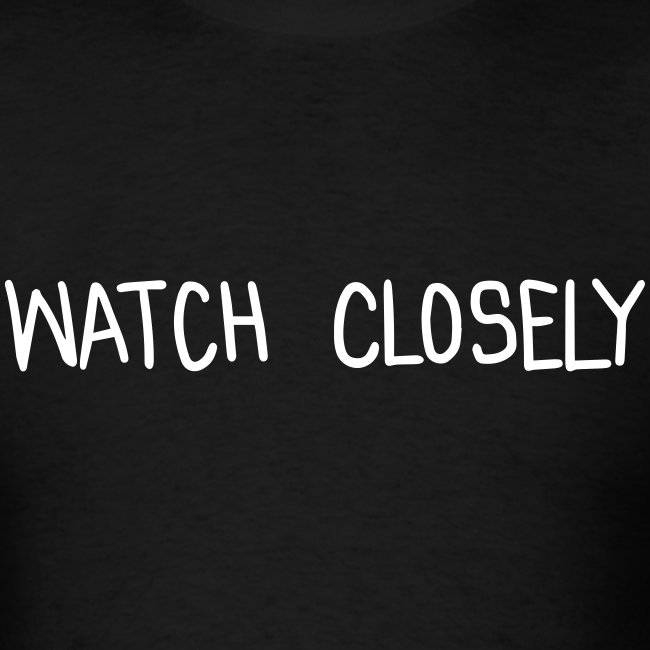 Animals Watch Closely T-Shirt