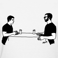 Design ~ Animals Table T-Shirt (women)