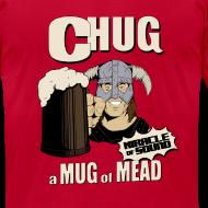 Design ~ Nord Mead T Shirt Standard Mens