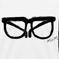 Design ~ Animals Glasses T-shirt (Women)