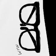 Design ~ Animals Glasses 2 T-shirt 2 (women)