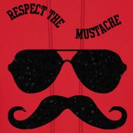 Design ~ respect the moustache